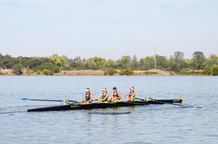 Camryn+Berger+Rows+On+Petaluma+River