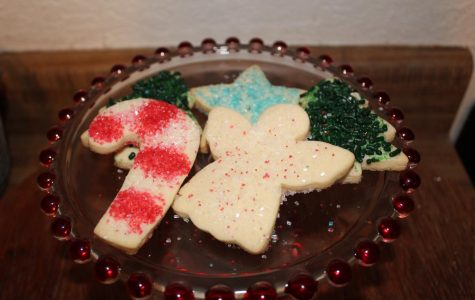 Baker, The Baker, Bakes Sugar Cookies