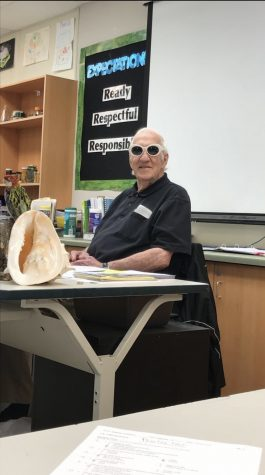 Beloved SVHS Sub Pattarelli Dies at 84