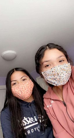 New Fashion Statement Masks Up