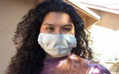 Navigation to Story: Fashion Masks Spice Up the Pandemic