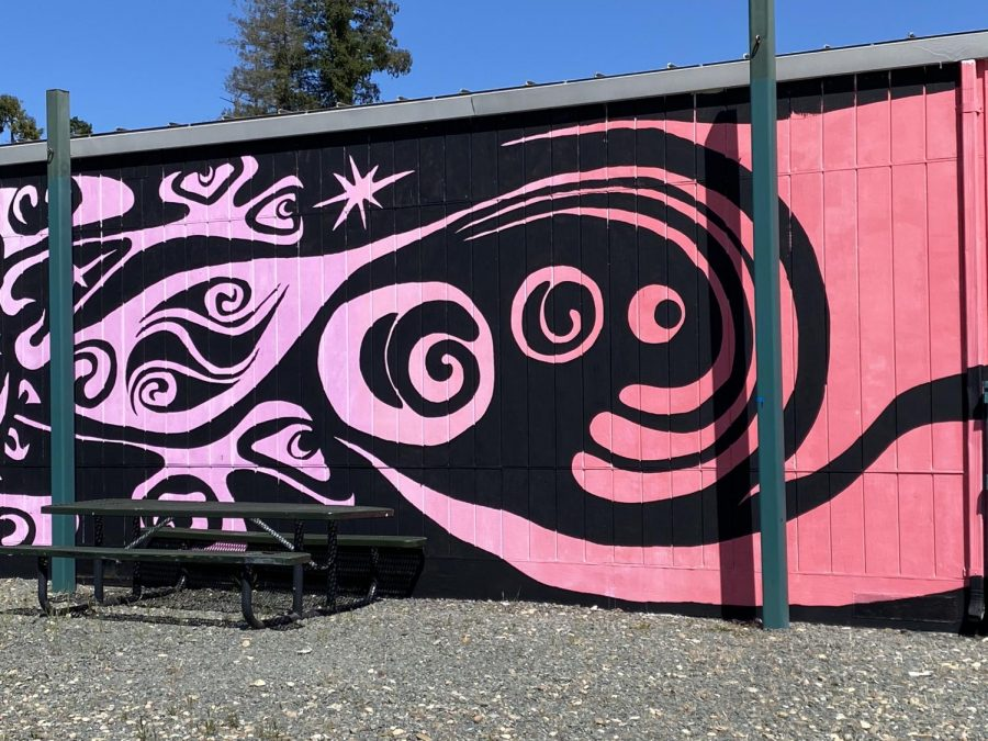 Winters' Mural Bring Light to Portables