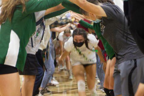 Volleyball Team Overcomes Rocky Start