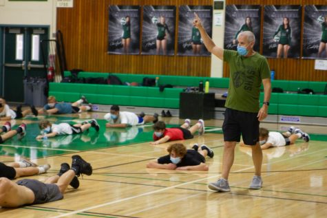 The Start of Winter Sports Conditioning Has Raised Covid Protocol Questions