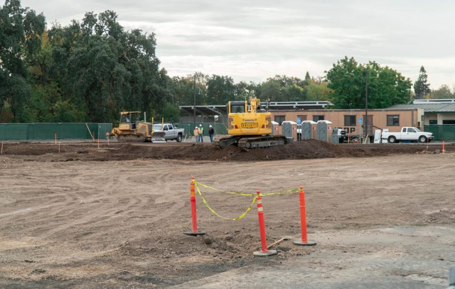 New School Pool, Weight Room Construction Underway